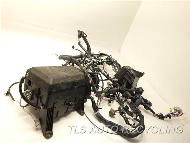 2014 Toyota Tundra engine wire harness - 82111-0CB70 - Used ... on