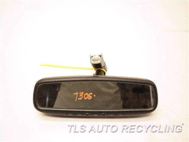 2014 Toyota Tundra Rear View Mirror Interior 87810 0c210black Interior Rear View Mirror Used