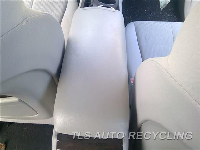 2009 Toyota Venza Console Front And Rear  TAN,CENTER CONSOLE LID LEATHER