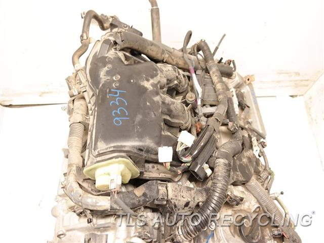 2009 Toyota Venza Engine Assembly W/O TOW PACKAGE ENGINE ASSEMBLY 1 YEAR WARRANTY
