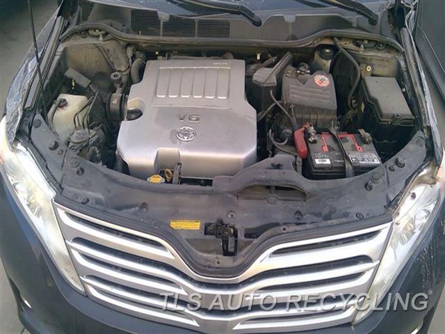 2009 Toyota Venza Radiator Core Supp  CORE SUPPORT W/ LH&RH RAIL/APRON
