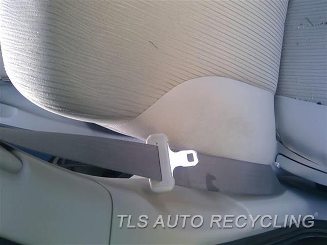2009 Toyota Venza Seat Belt Front  GRY,(BUCKET), PASSENGER, RETRACTOR