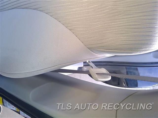 2009 Toyota Venza Seat Belt Front  GRY,(BUCKET), DRIVER, RETRACTOR