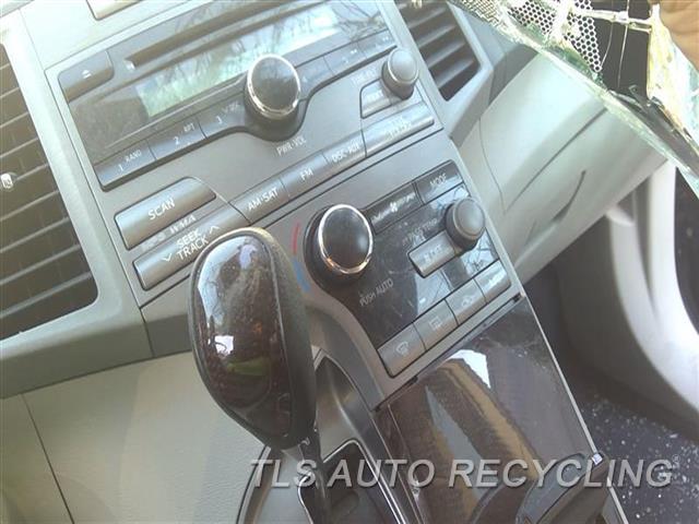 2009 Toyota Venza Temp Control Unit  TEMP CONTROL REAR VIEW CAMERA,