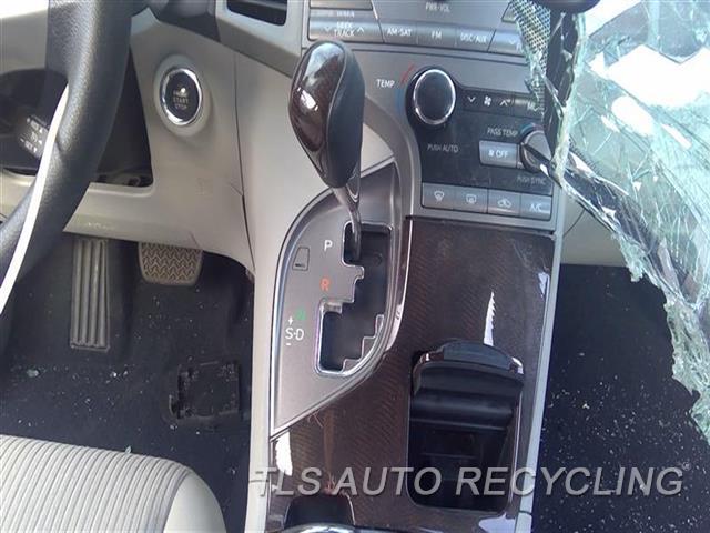 2009 Toyota Venza Transmission Shifter  SHIFTER DASH MOUNT