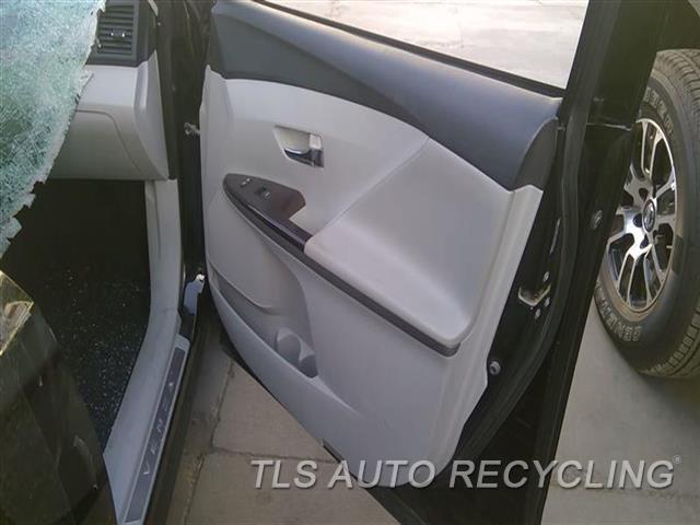 2009 Toyota Venza Trim Panel, Fr Dr  RH,TAN,BLK