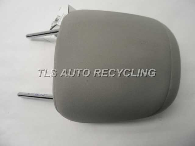 2010 Toyota Venza Headrest 71910-0T010-B1 GRAY PASSENGER FRONT HEAD REST FA12