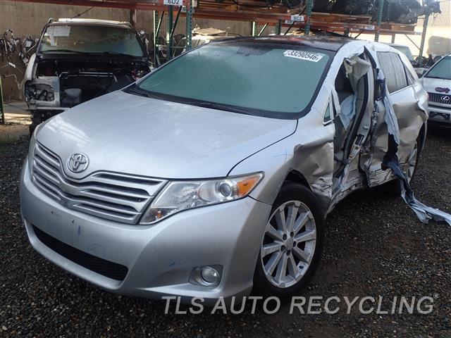 2011 Toyota Venza Parts Stock# 6419BK