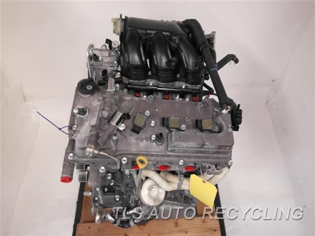 2011 Toyota Venza Engine Assembly  ENGINE LONG BLOCK 1 YEAR WARRANTY