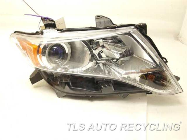 2011 toyota venza headlight replacement