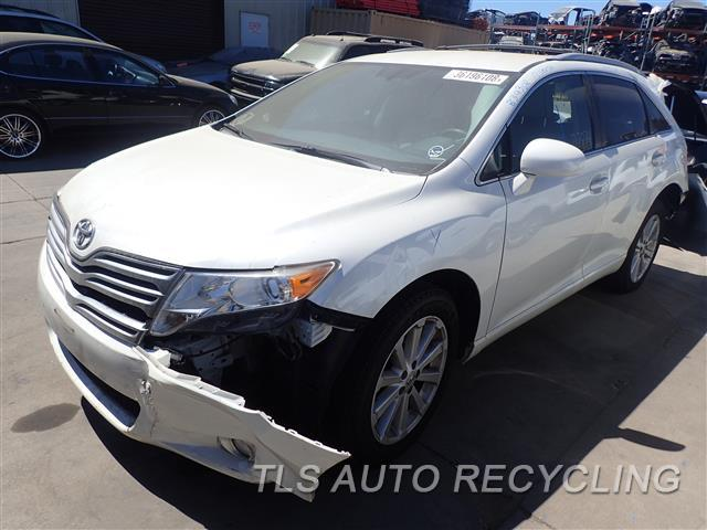 2012 Toyota Venza Parts Stock# 8393GR