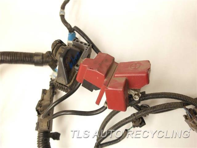 Toyota Yaris Engine Wiring Harness : Toyota yaris engine wire harness  b used