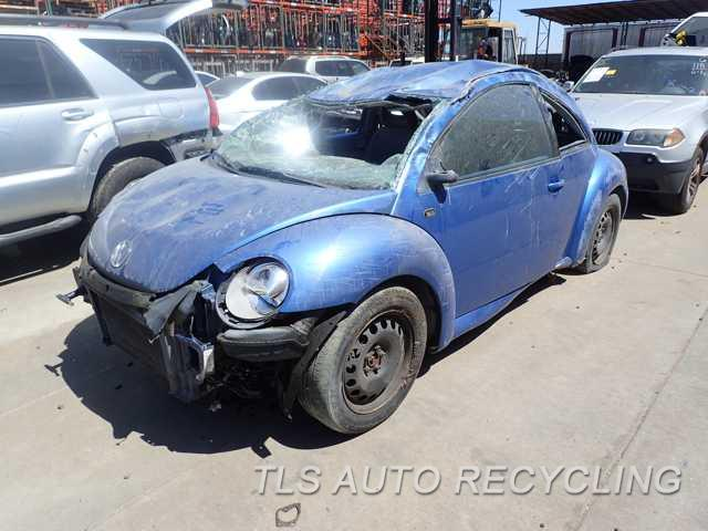 parting out 2000 volkswagen beetle - stock - 6174yl - tls auto recycling