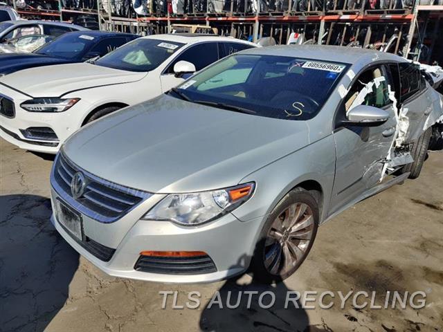 2012 Volkswagen CC VOLKS Parts Stock# 10161R