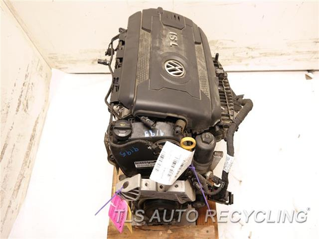 2015 Volkswagen Golf Engine Assembly  ENGINE ASSEMBLY 1 YEAR WARRANTY