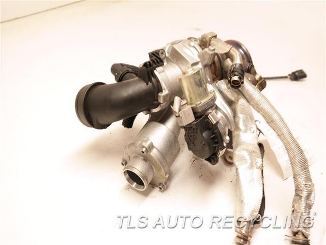 2015 Volkswagen Golf Exhaust Manifold 1.8L, ENGINE ID CNSB EXHAUST MANIFOLD W/TURBO