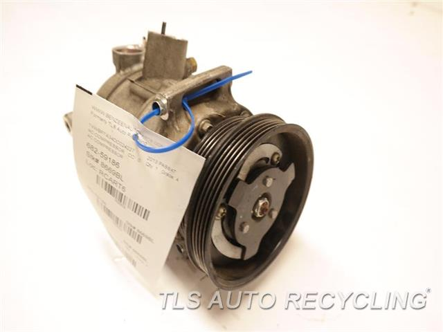 2013 Volkswagen Passat Ac Compressor  AC COMPRESSOR