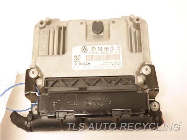 2013 Volkswagen Passat Eng/motor Cont Mod  07K906055CR ENGINE CONTROL COMPUTER