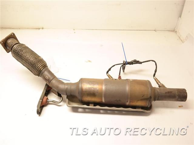 2013 Volkswagen Passat Exhaust Pipe  FRONT EXHAUST PIPE 5C0131701G