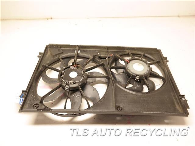 2013 Volkswagen Passat Rad Cond Fan Assy  FAN ASSEMBLY, 2.5L, AT
