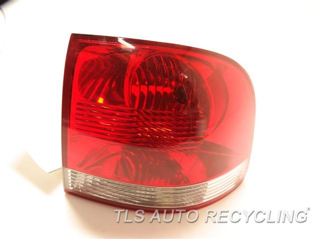 2005 Volkswagen Touareg Tail Lamp  PASSENGER TAIL LAMP 7L6945095Q
