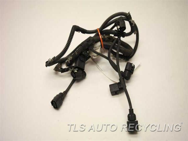2009 Volkswagen Touareg Body Wire Harness