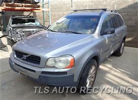 Parting Out Stock# 7011BL 2005 Volvo Xc90