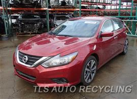 Parting Out Stock# 7013BR 2016 Nissan Altima