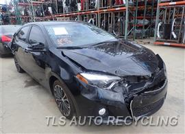 2016 Toyota Corolla Parts Stock# 7104GR