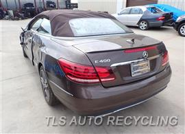 2015 Mercedes E400 Parts Stock# 7105OR