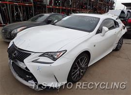 Used Lexus RC300 Parts