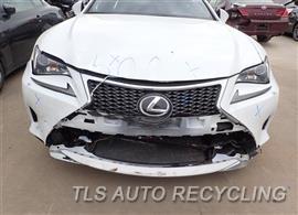 2016 Lexus RC300 Parts Stock# 7106YL