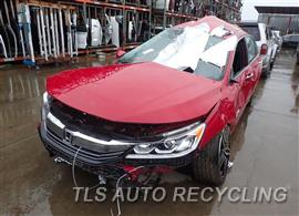 Parting Out Stock# 7113GR 2016 Honda Accord