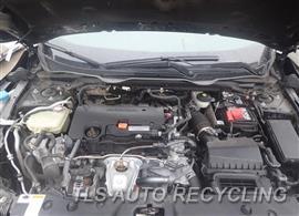 2016 Honda Civic Parts Stock# 7146BL