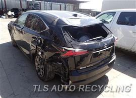 310986_04 parting out 2017 lexus nx200t stock 7189bk tls auto recycling  at gsmx.co