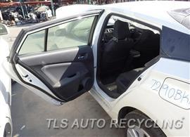 2016 Toyota Prius Parts Stock# 7290BK