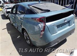 2016 Toyota Prius Parts Stock# 7294BR