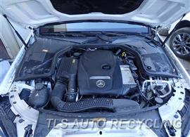 2016 Mercedes C300 Parts Stock# 7300RD