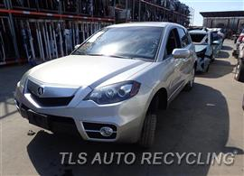 Parting Out Stock# 7303BR 2011 Acura Rdx