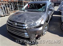 Parting Out Stock# 7349GR 2017 Toyota Highlandr