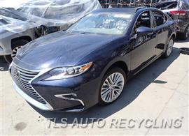 Parting Out Stock# 7352PR 2016 Lexus Es350