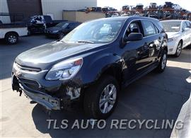 Parting Out Stock# 7353BK 2017 Chevrolet Equinox