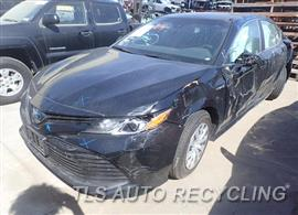 Parting Out Stock# 8268OR 2018 Toyota Camry