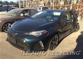 Parting Out Stock# 8616GY 2018 Toyota Corolla