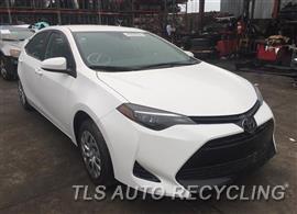 2019 Toyota Corolla Parts Stock# 9012BR