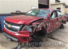 Used Chevrolet COLORADO Parts
