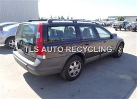2002 Volvo V70 Car for Parts