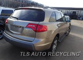 2007 Acura MDX Parts Stock# 8181BK