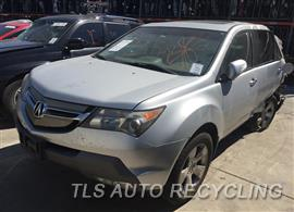 Parting Out Stock# 9351RD 2007 Acura Mdx