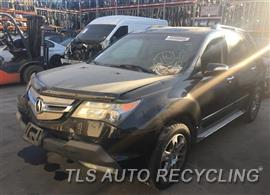 Parting Out Stock# 9579BR 2007 Acura Mdx